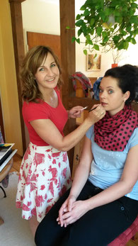 Make up Kurs mit Zertifikat