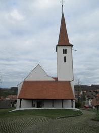 Ref. Kirche Oberwil b Büren BE