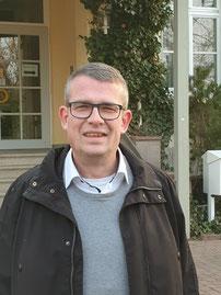 CDU-Fraktionsvorsitzender Axel Schmidt