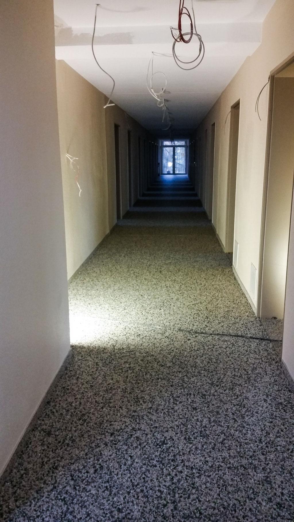 Steinteppich verlegung - Gmon-Bau GmbH