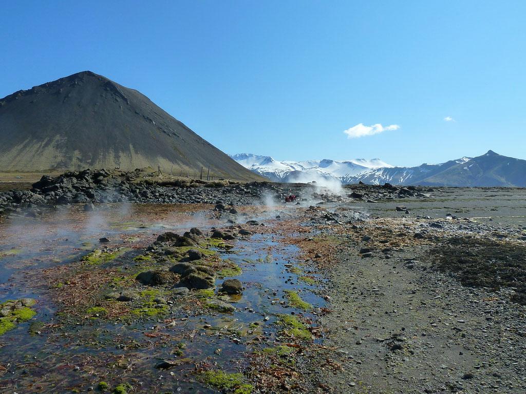Halbinsel Snæfellsnes, Island