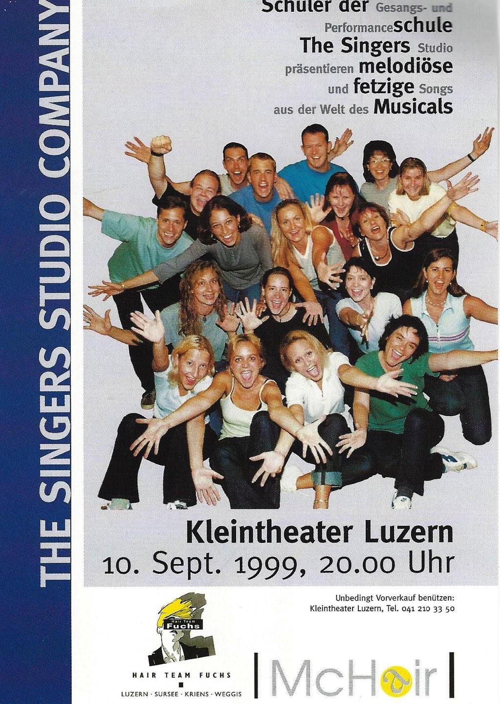 1999 KONZERT - TSS-COMPANY