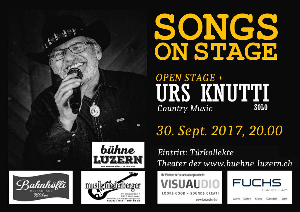 2017 KONZERT - SONGS ON STAGE 5