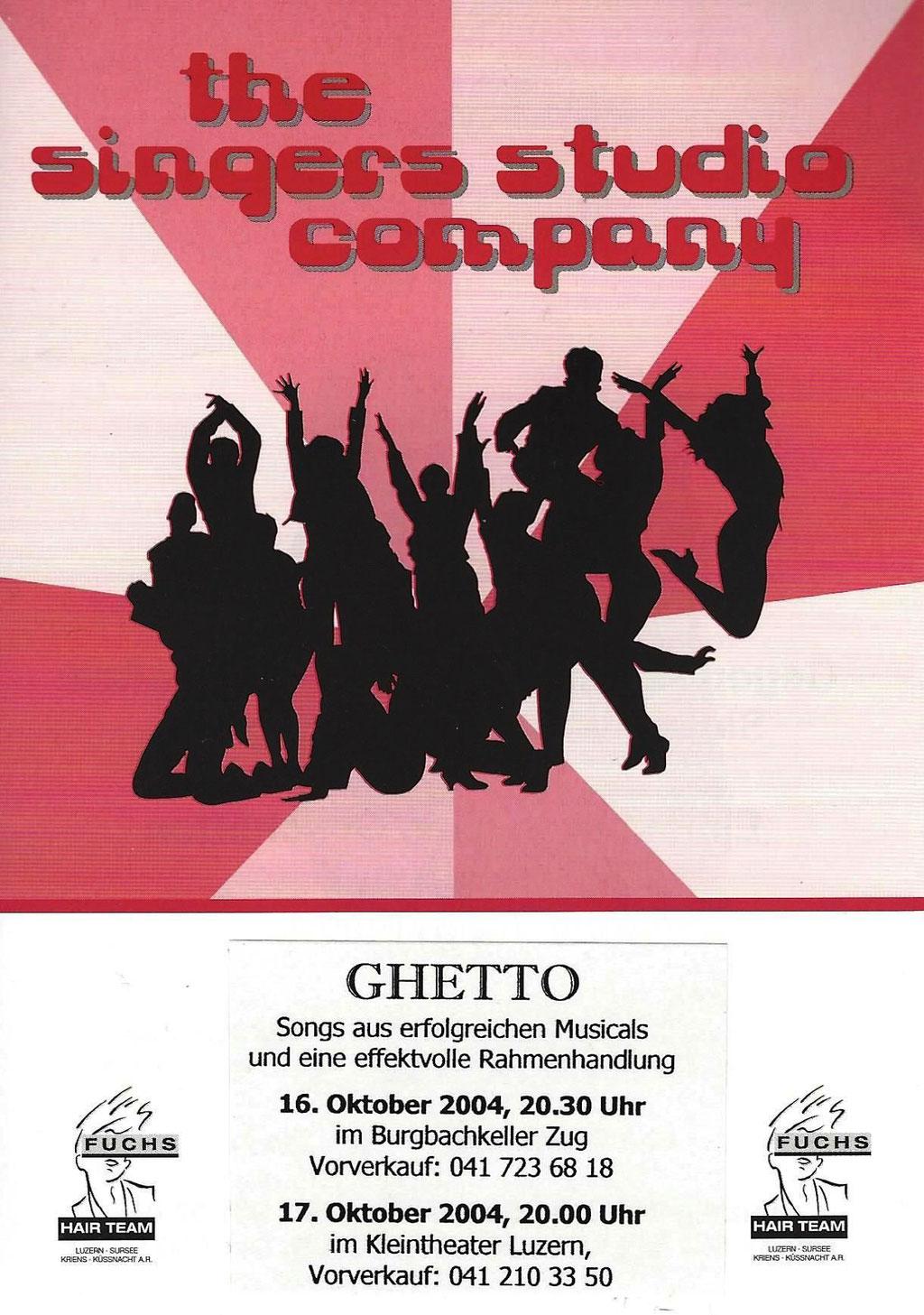 2004 MUSICAL - GHETTO