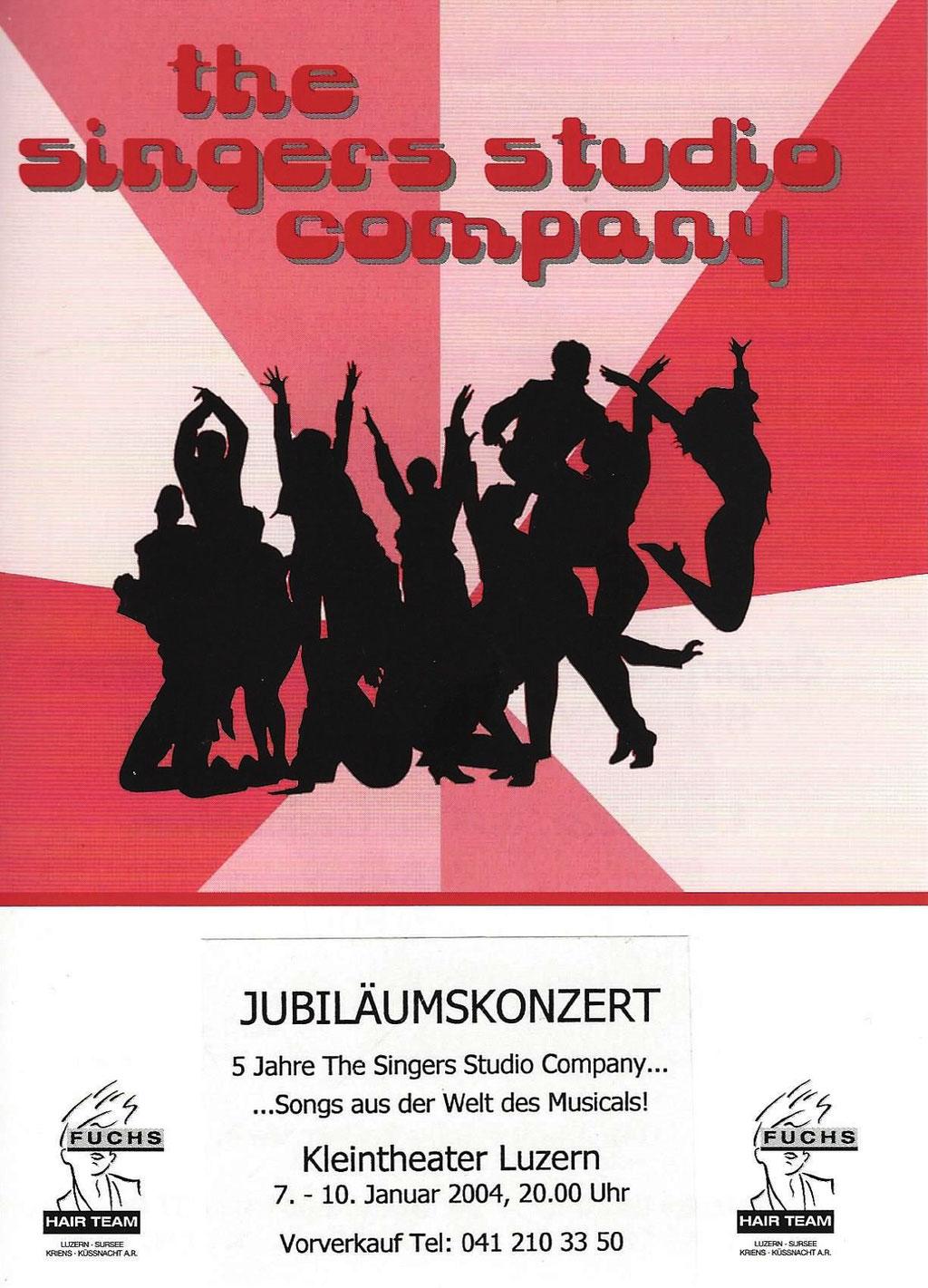 2004 JUBILÄUMSKONZERT
