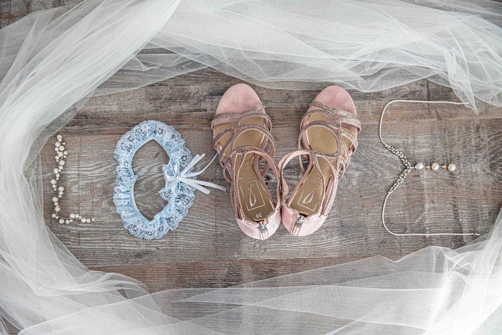 Kreative Hochzeitsbilder in Makroaufnahmen und allen weiteren Hochzeitsdetails