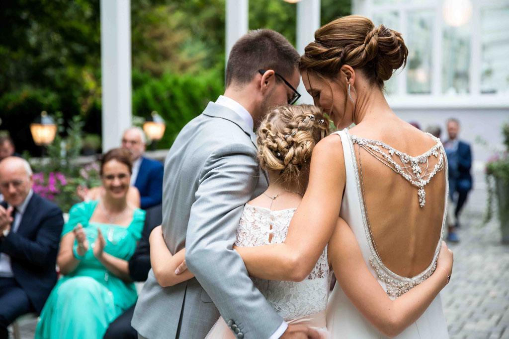 Familienbilder an der Hochzeit, Familie Hochzeitsbilder, Hochzeitsfotos der Familie