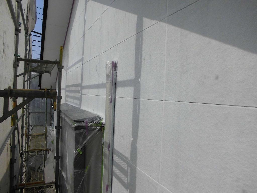 外壁(サイディング)/下塗り塗装