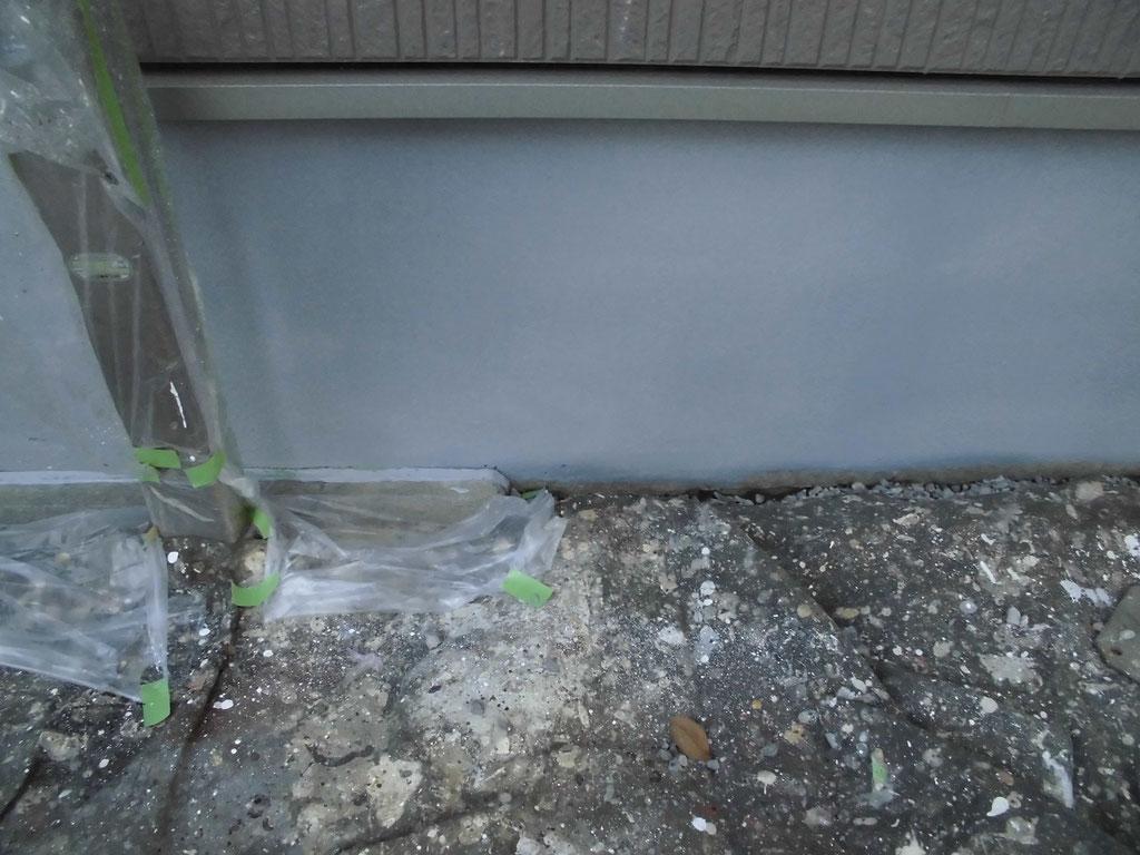 基礎塗装 下塗り工程