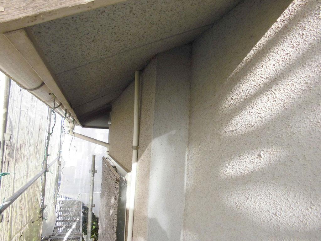 外壁(モルタル)/施工前