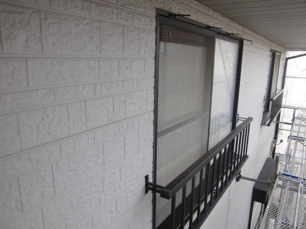外壁/施工前