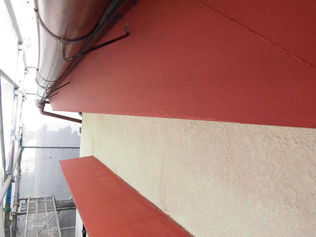 木部/下塗り塗装