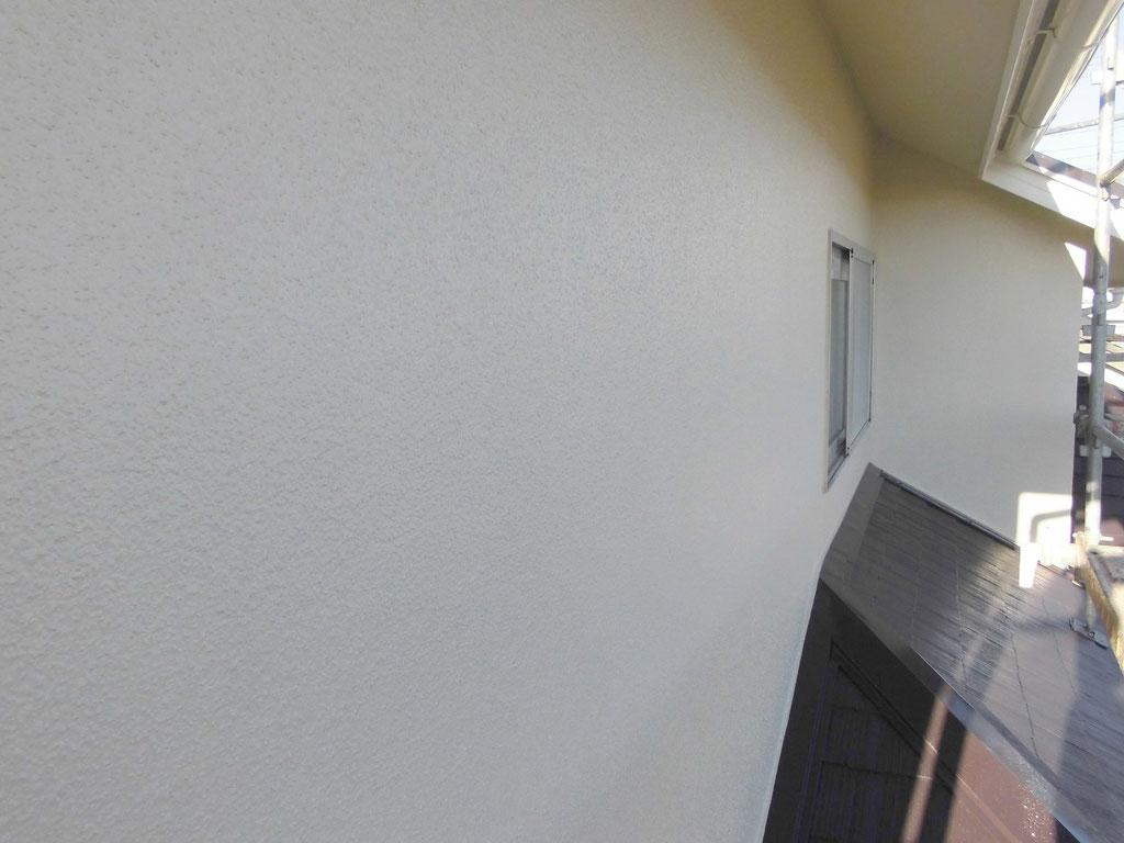 外壁(モルタル)/施工後
