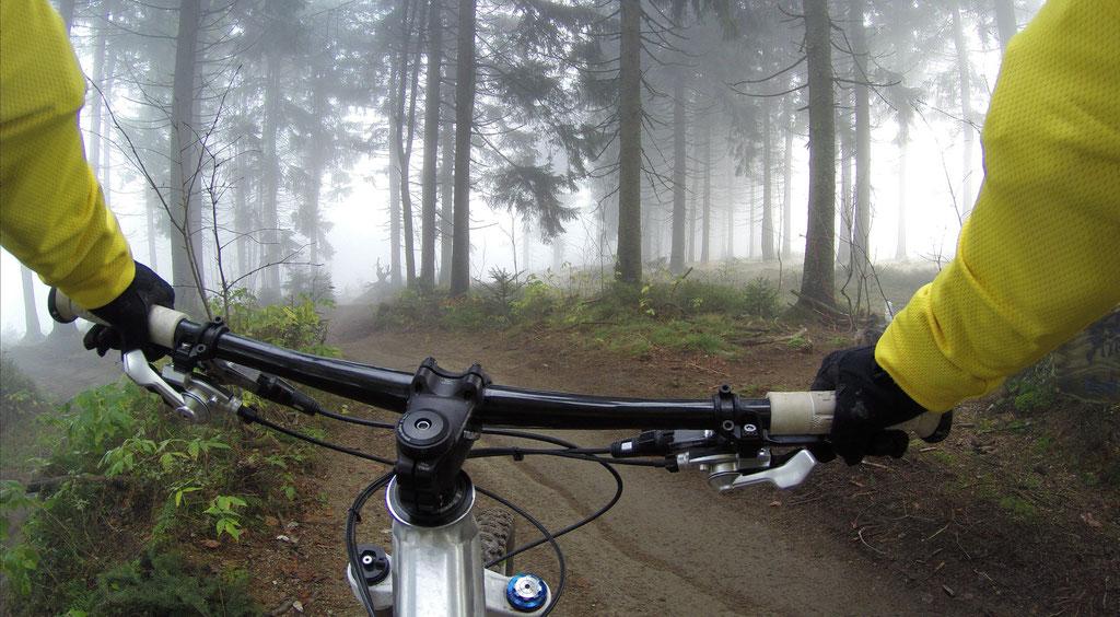 Spannende Fahrradtouren..