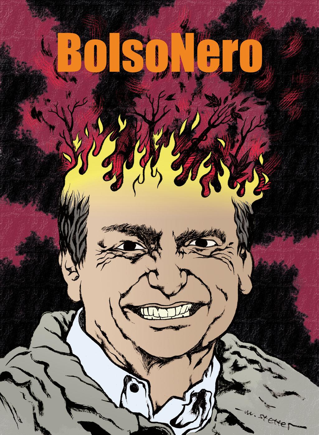 BOLSONERO © 2020 Moritz Stetter
