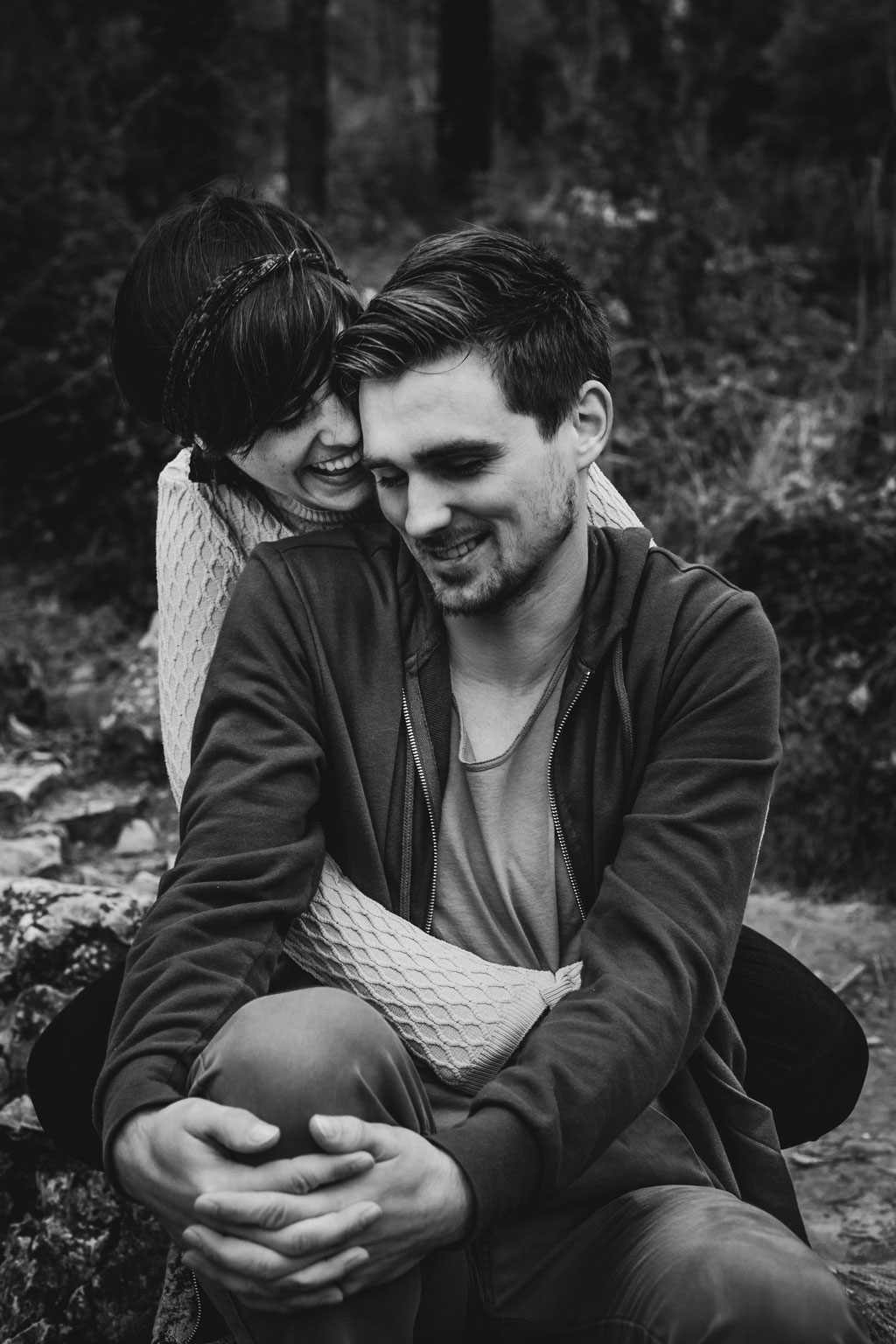 Séance couple Var