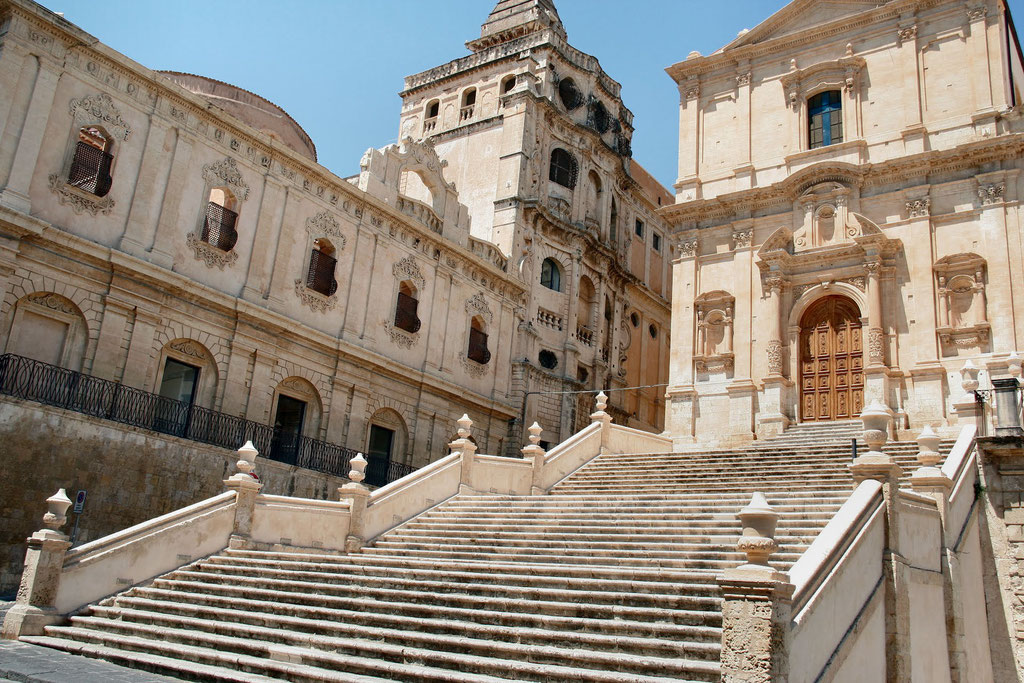 Noto, San Francesco Church