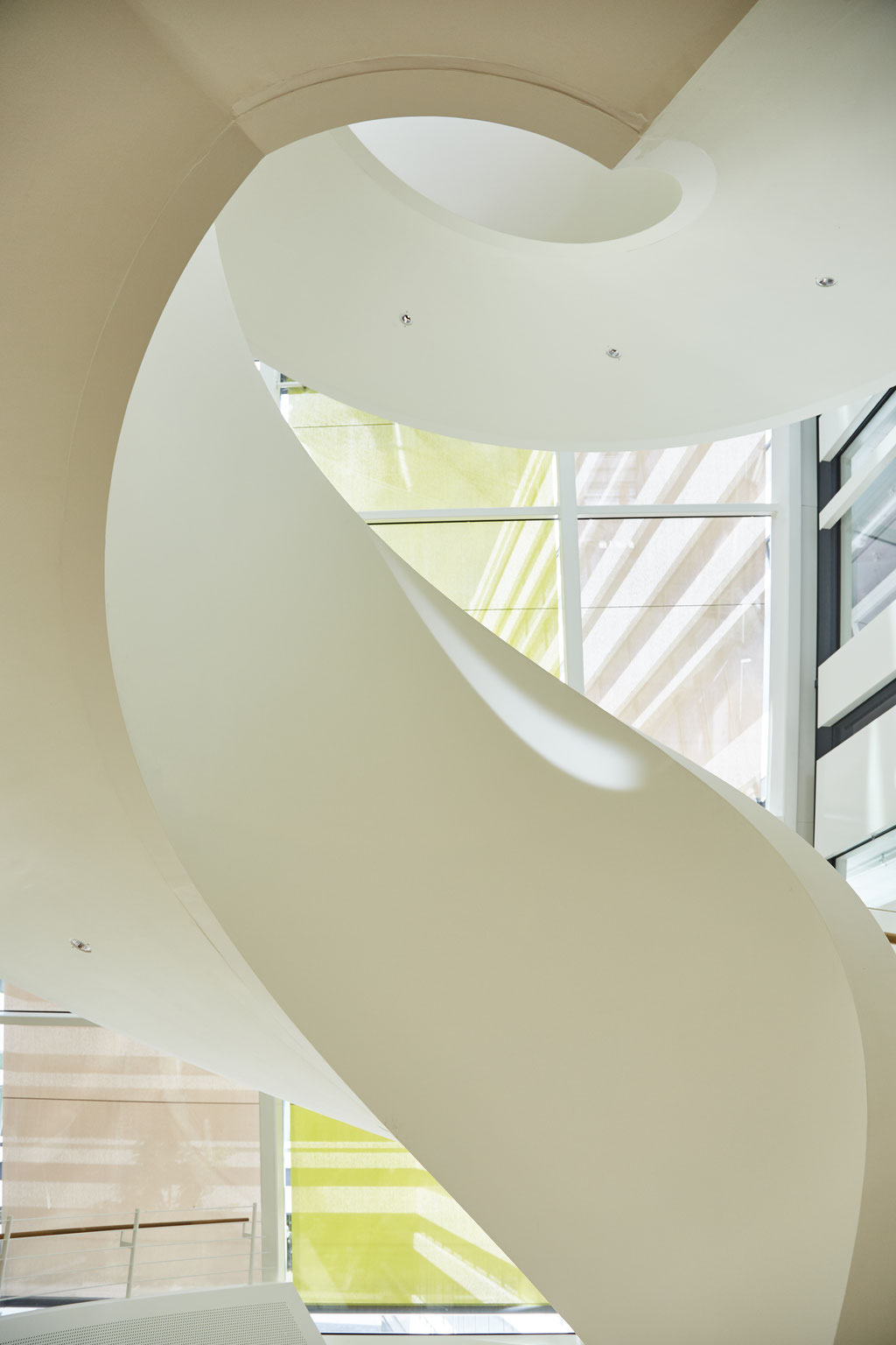 Hark Treppen / Desy Hamburg