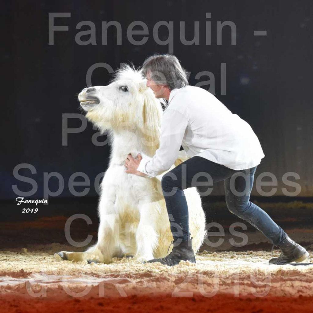 Cheval Passion 2019 - Spectacle Les CRINIERES d'OR - Jean François PIGNON