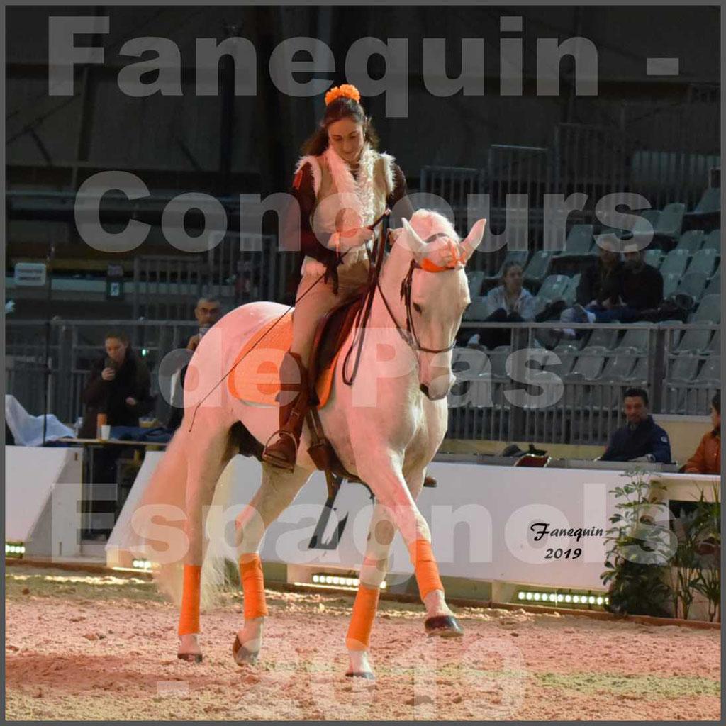 """Cheval Passion 2019 - Concours de Pas Espagnol - Étalon """"ZIDANE"""" - 17"""
