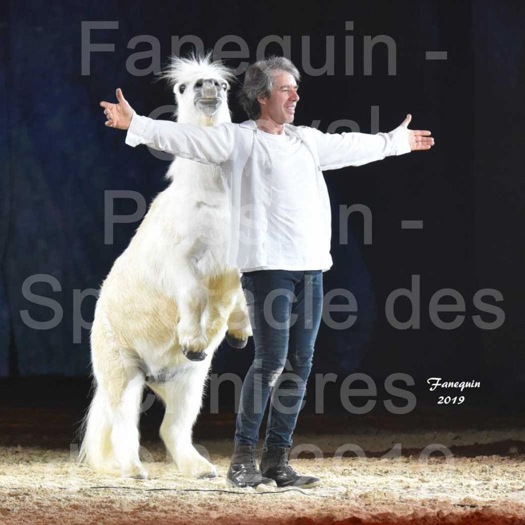 Cheval Passion 2019 - Spectacle Les CRINIÈRES d'OR - Jean François PIGNON