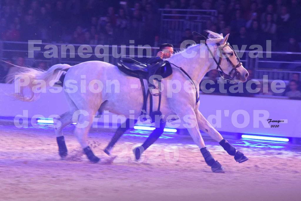 Cheval Passion 2020 - Les Crinières d'OR - REAL HORSE