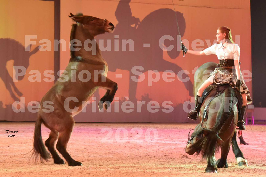 Cheval Passion 2020 - Les Crinières d'OR - Elise ROMEO