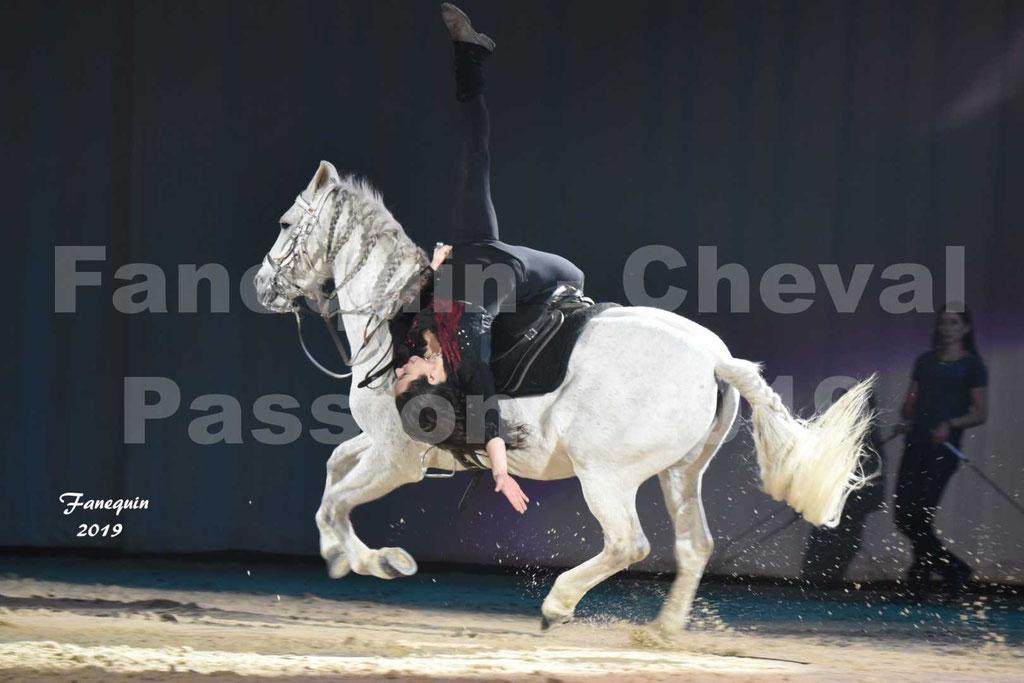 Cheval Passion 2019 - Marion LESAGE - dans le Cabaret Équestre - HALL A - 03