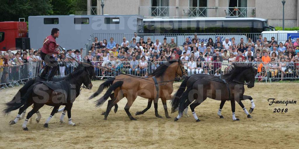 BENOÎT SOUMILLE & 6 chevaux en poste hongroise