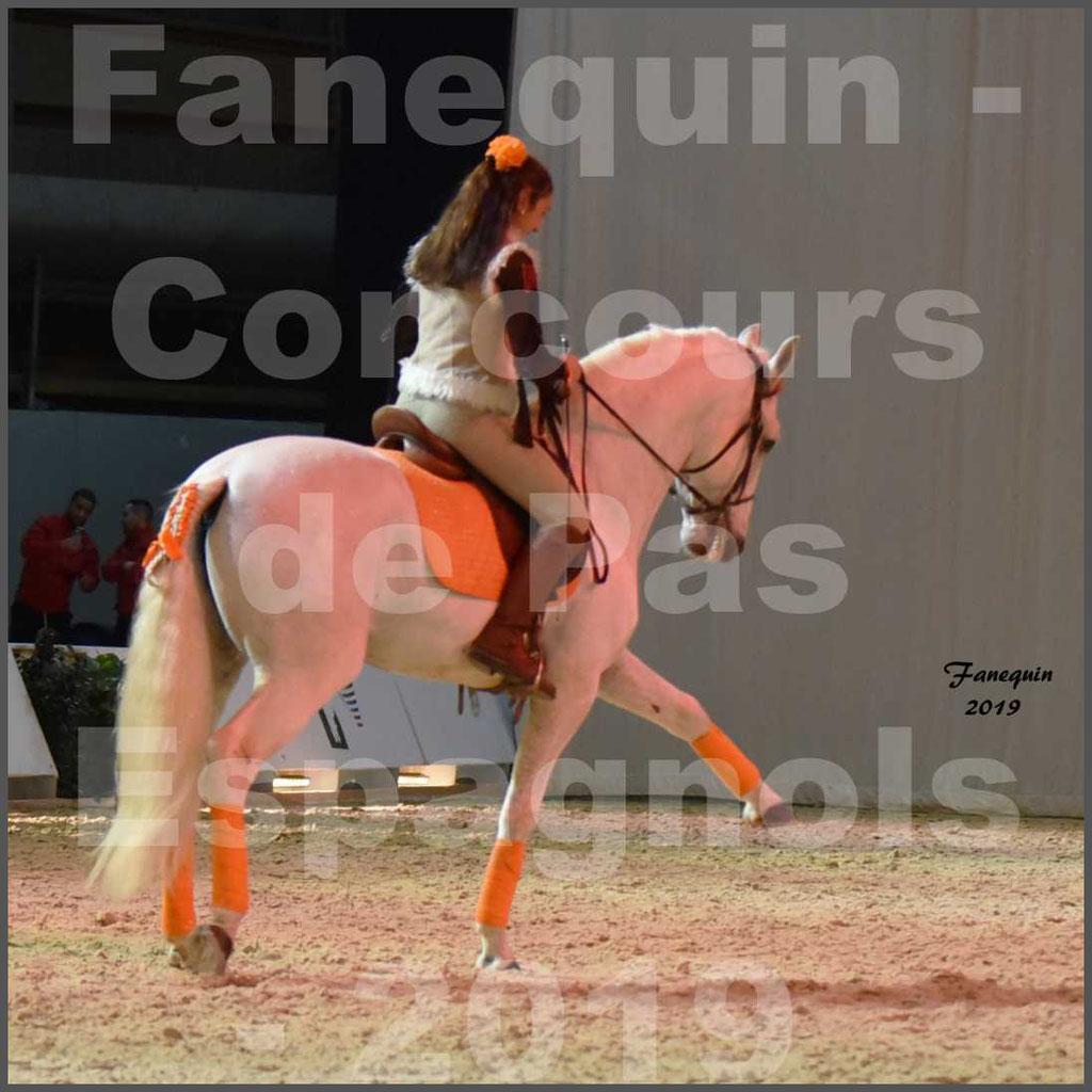"""Cheval Passion 2019 - Concours de Pas Espagnol - Étalon """"ZIDANE"""" - 36"""