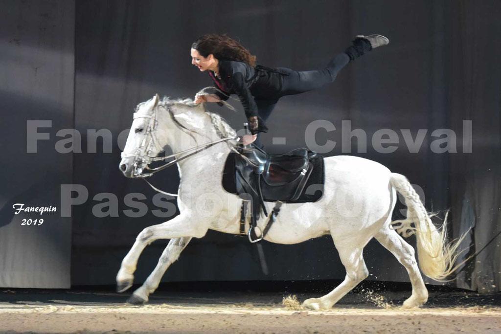 Cheval Passion 2019 - Marion LESAGE - dans le Cabaret Équestre - HALL A - 08