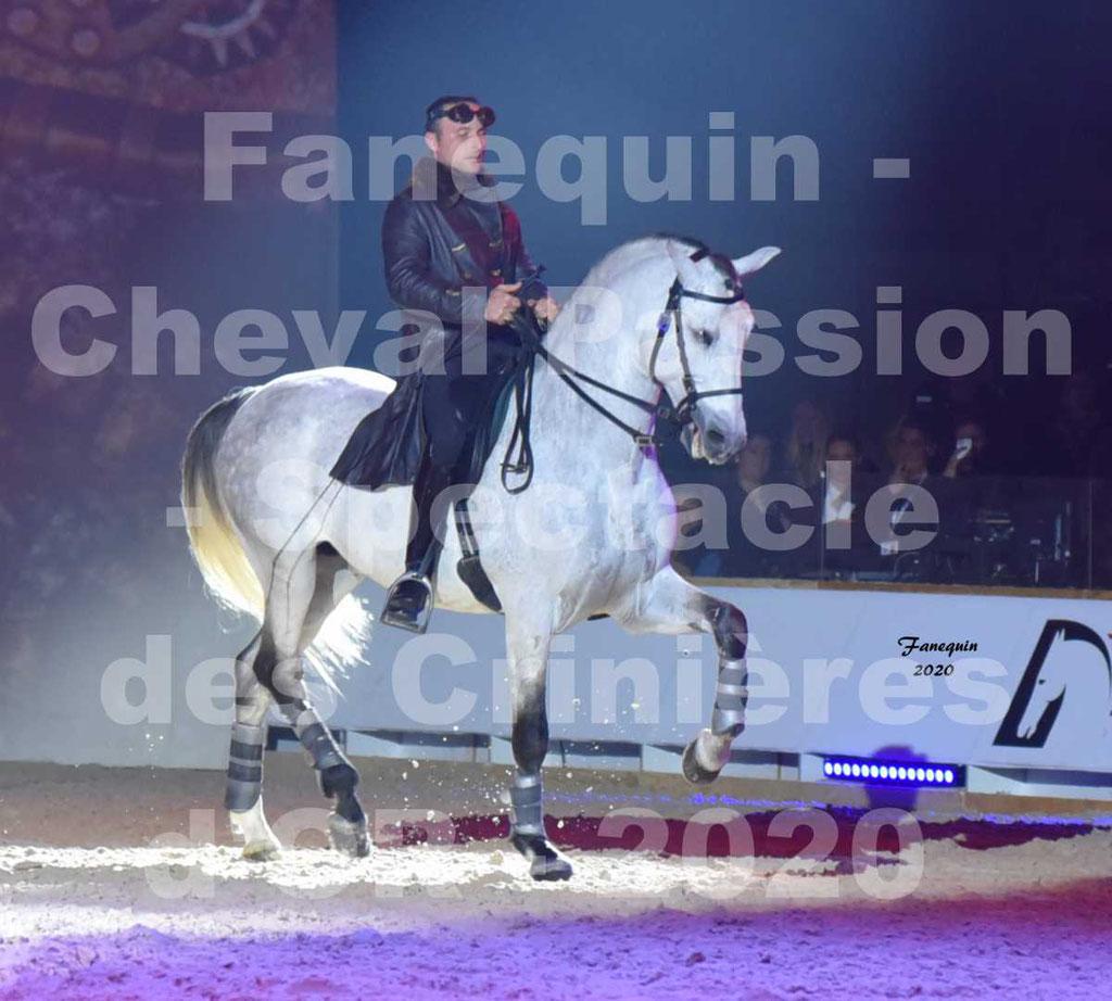 Cheval Passion 2020 - Les Crinières d'OR - SIYANDA