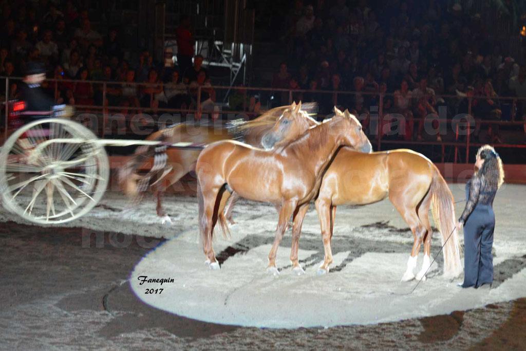 Nuits Équestres lors de la Féria de BEZIERS 2017 -