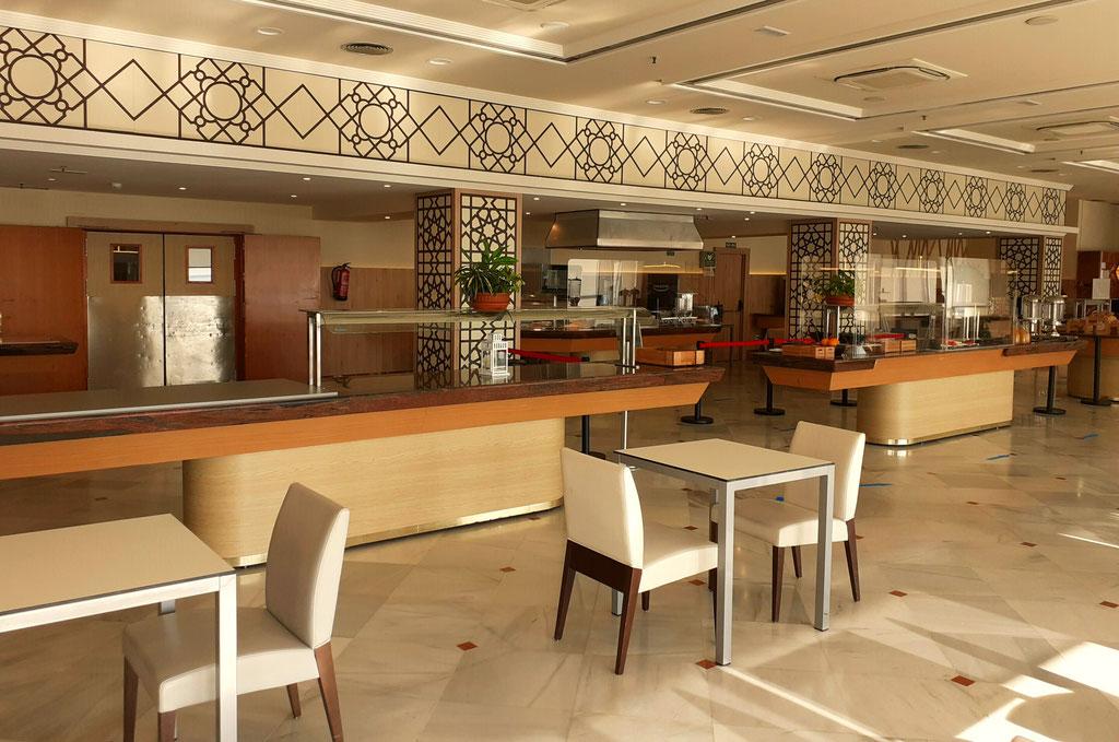 Resultado de imagen de decoración restaurante hotel
