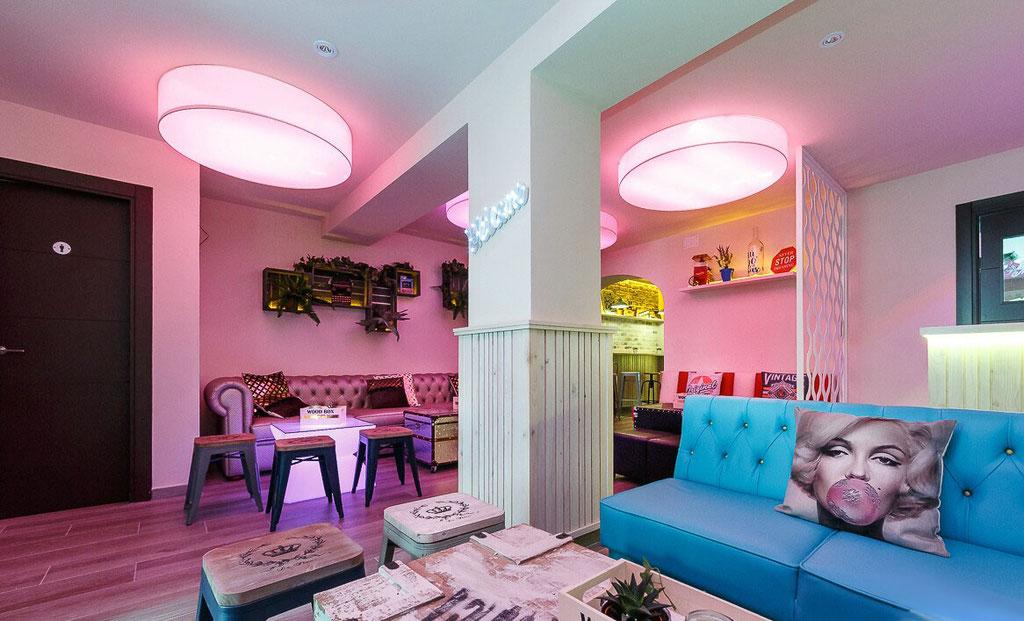 Resultado de imagen de decoracion restaurantes vintage