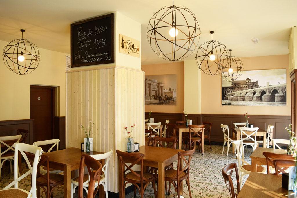Resultado de imagen de decoracion restaurantes rústicos