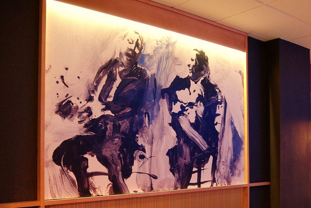 Resultado de imagen de decoracion de restaurantes tablao flamenco