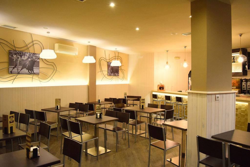 Resultado de imagen de decoracion barras para restaurantes