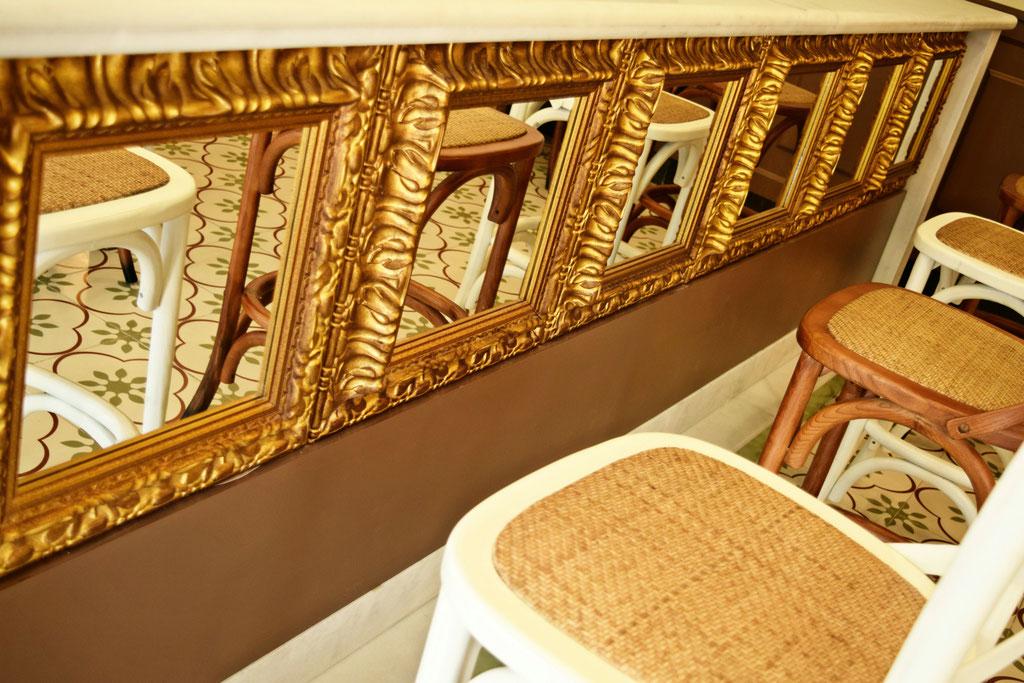 Resultado de imagen de decoracion barras de restaurantes