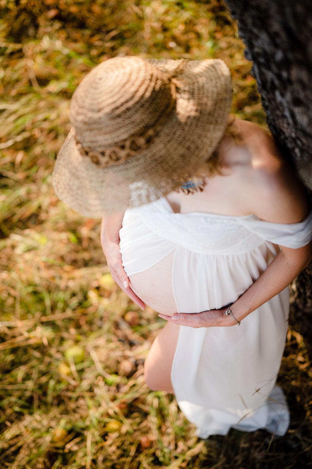 Schwangerschaft-Fotografie direkt