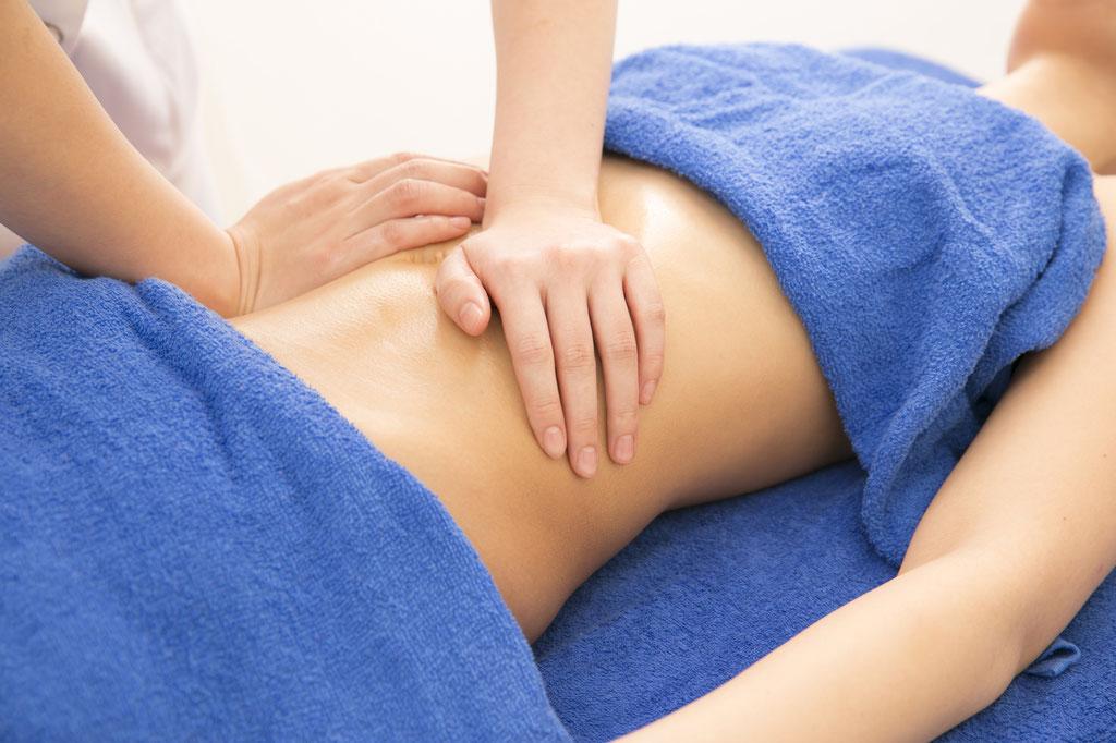 スリミングマッサージ/Sliming massage