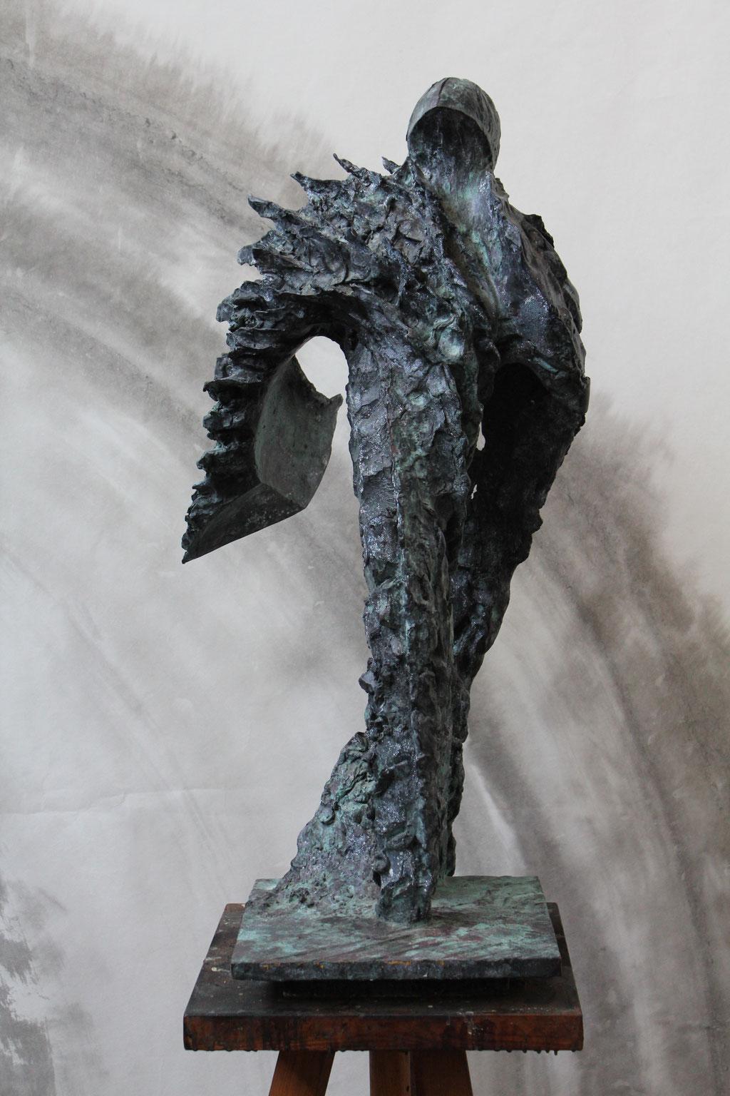 Hélios, 2009, 95 x 48 x 40 cm <br> © Mathilde de Torhout