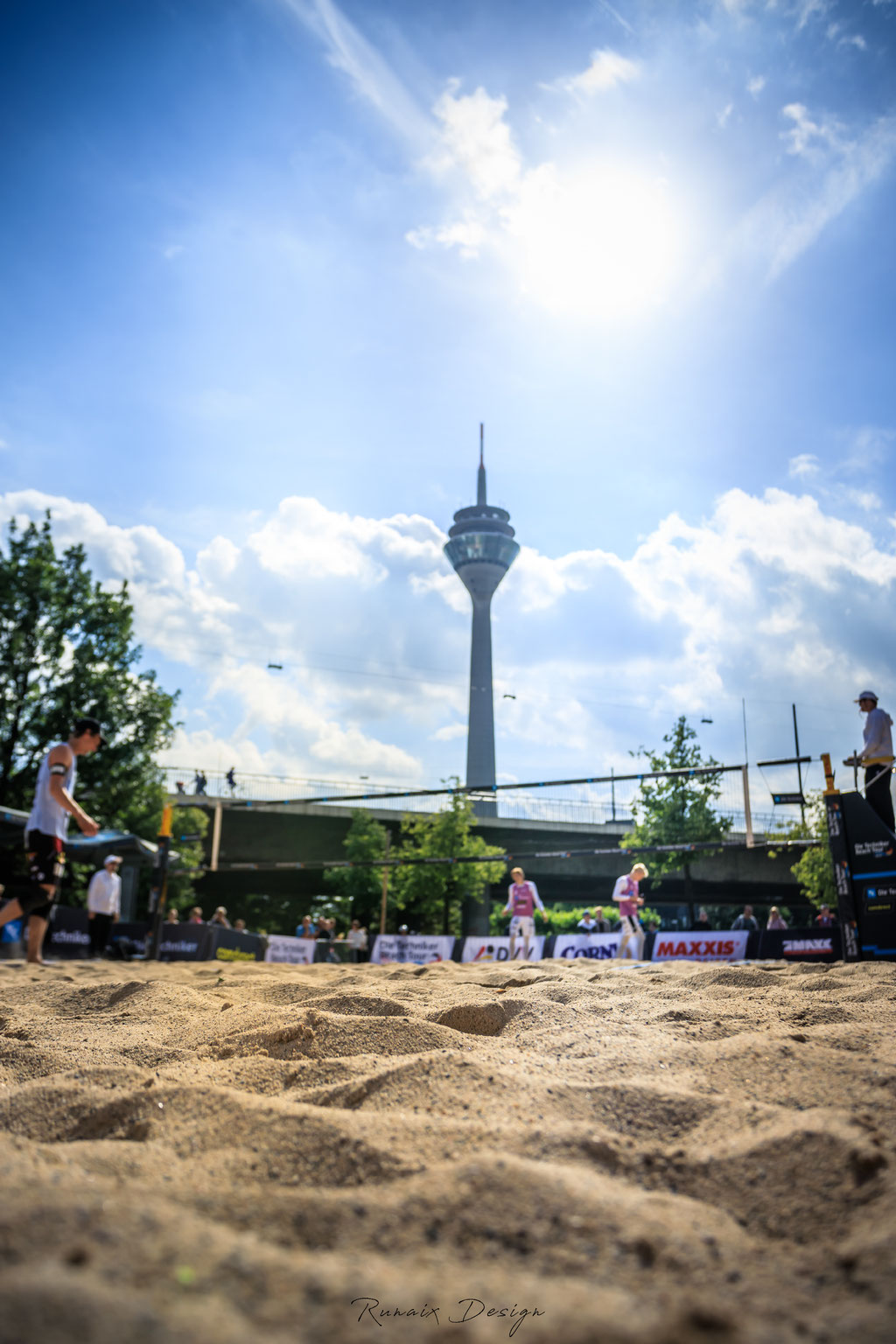 Sommer in Düsseldorf