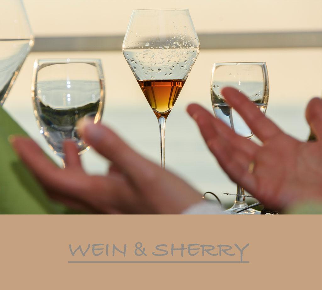 Wein & Sherry Genuss