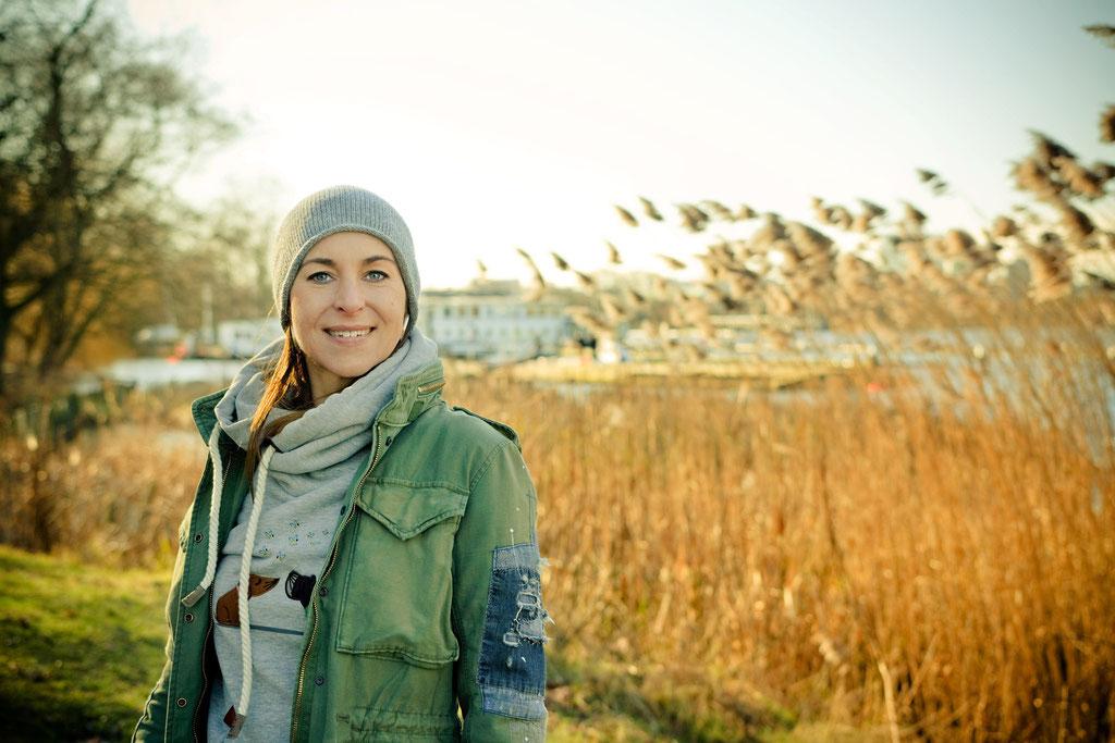 Katharina Streckfuss, Hundebetreuerin
