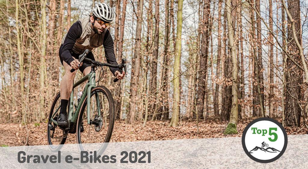 Die besten Gravel e-Bike 2021