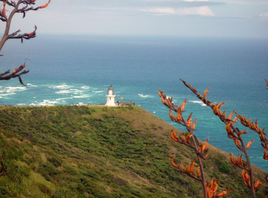 El Faro de Cap Reianga