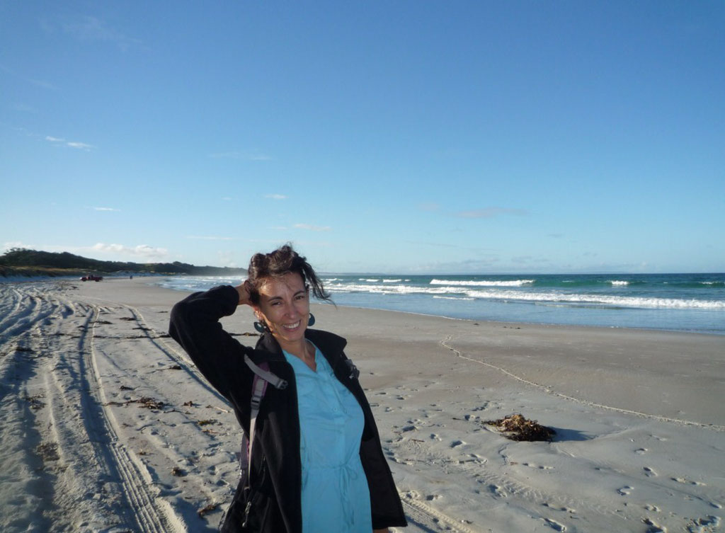 Rarawa Beach, en la costa del Pacífico Sur