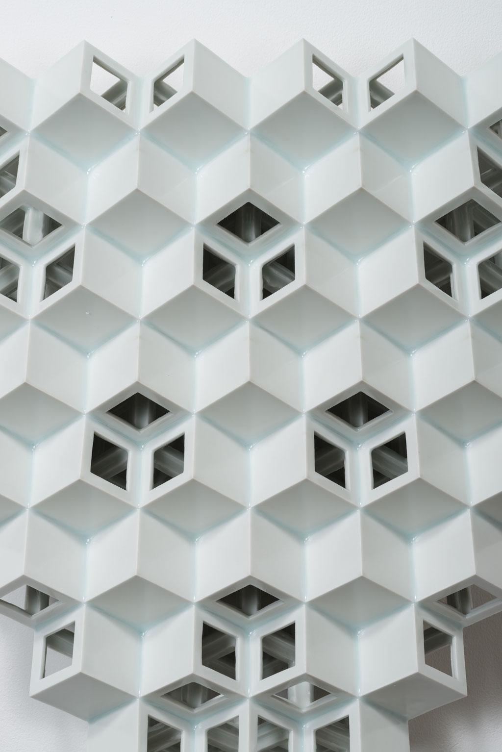 Lattice receptacle‐様相の舞台 1