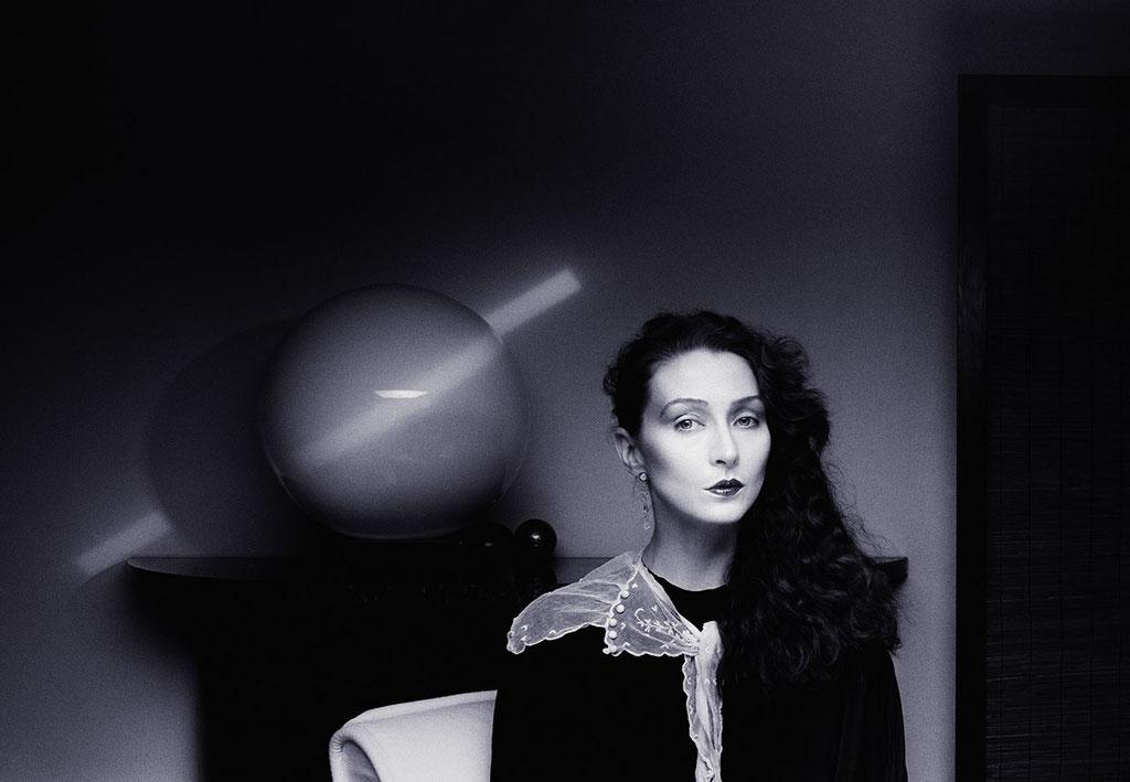 Christine Kaufmann für Chanel, 1979
